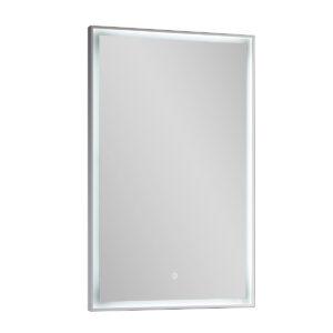 espejo led con marco