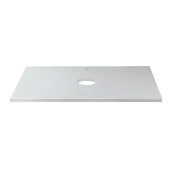 tabla cristal white